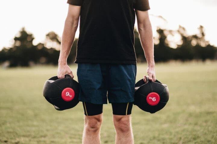 3 razones para no trabajar los mismos músculos a diario