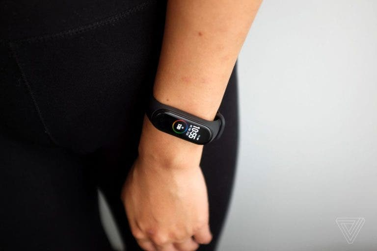 Review de la Xiaomi Mi Band 4