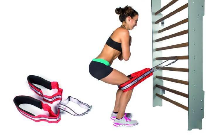 Qué ejercicios se pueden hacer con el tirante musculador