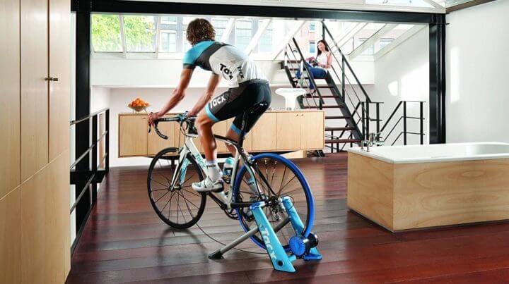 Pruebas que puedes hacer con una bicicleta indoor