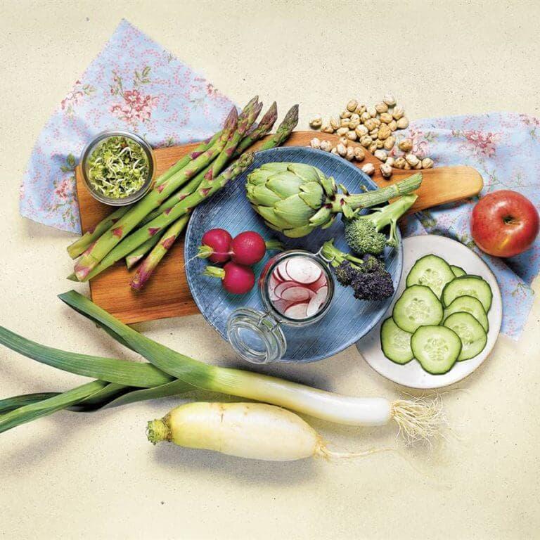 ¿Cuáles son los alimentos más saludables para el hígado?