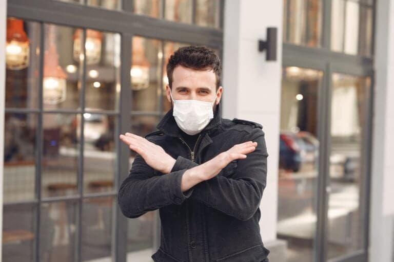 Cómo evitar el coronavirus durante las compras