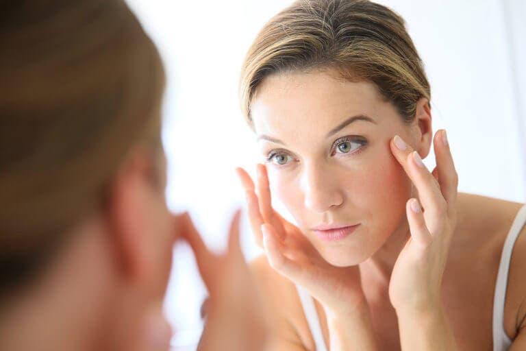 Cremas para combatir las arrugas de la piel