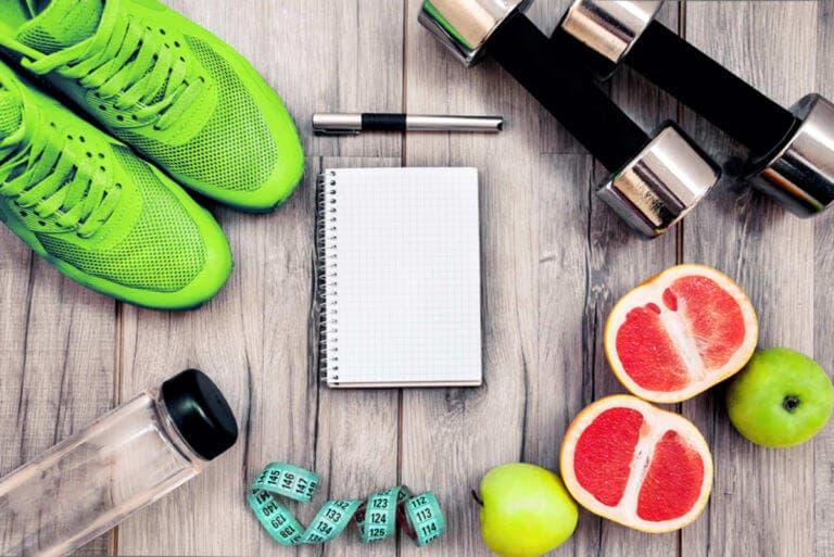 Cómo mejorar sistema inmune con dieta y ejercicio