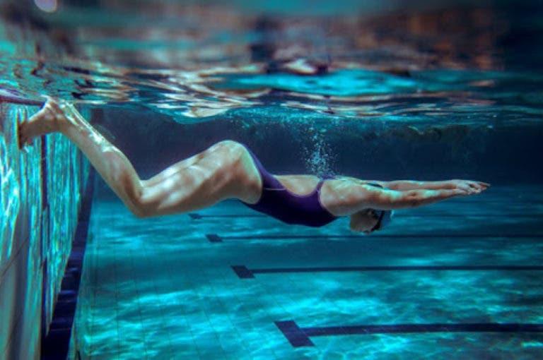 Las mejores rutinas de natación para triatletas