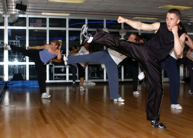 ejercicios aeróbicos o anaeróbicos