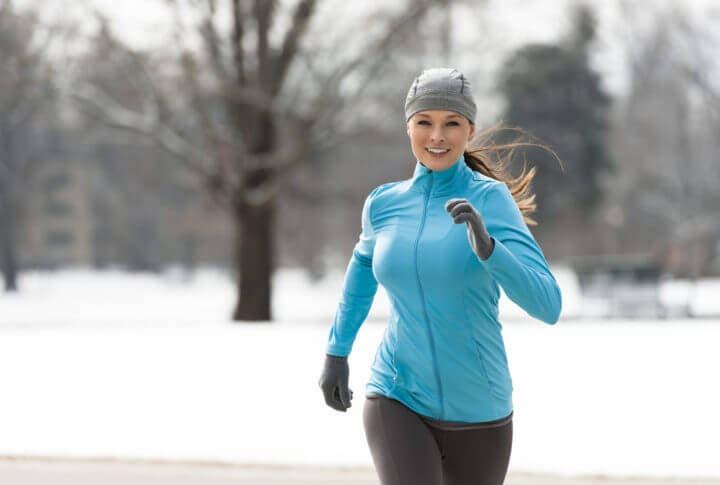 Ventajas de practicar running en un clima frío