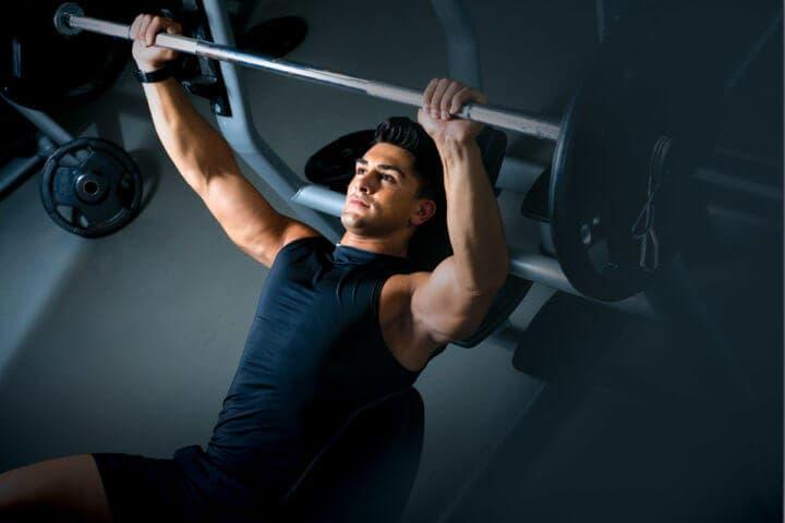 Conexión mente-músculo para aumentar ganancias musculares
