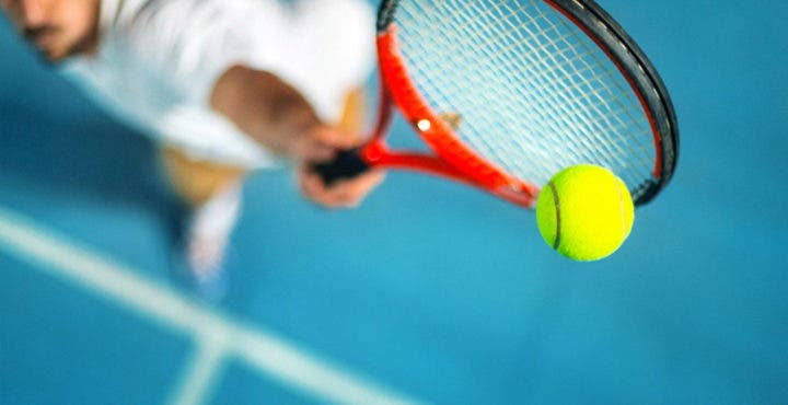 ¿Cómo hacer una pronación en tenis?