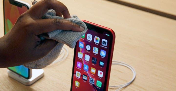 ¿Cuantos gérmenes tiene tu teléfono móvil?