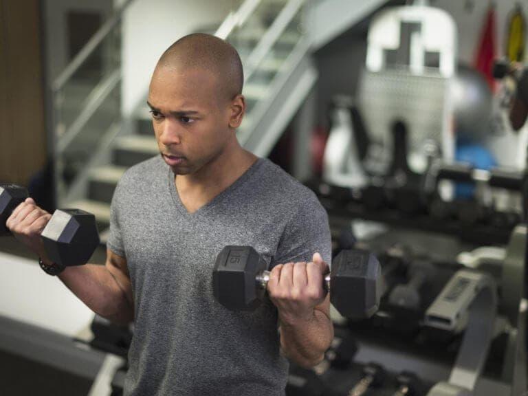 Las superseries son el mejor entrenamiento para ganar fuerza
