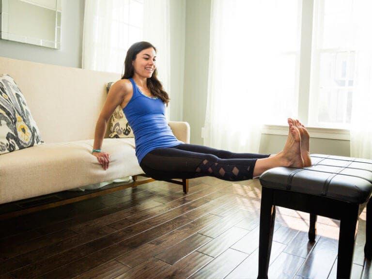 Los mejores mini ejercicios para hacer en casa