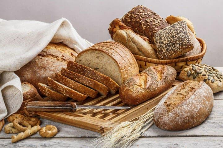 Panes y galletas integrales para aumentar el sistema inmunológico