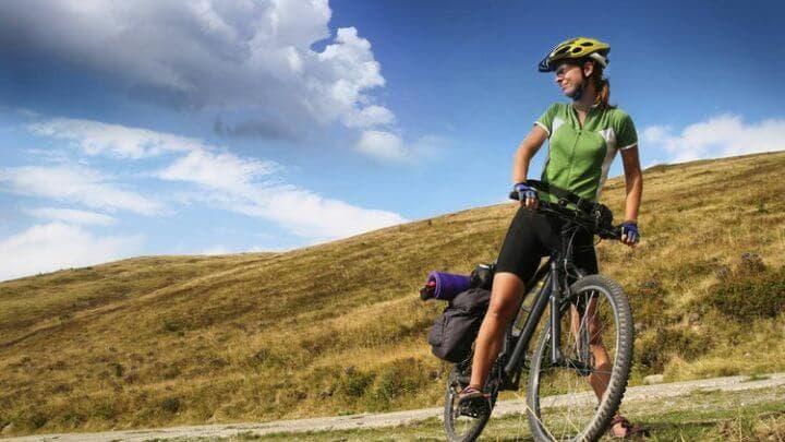 Dar un paseo en bicicleta sin Strava