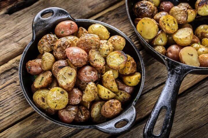 ¿Se pueden comer patatas para adelgazar?