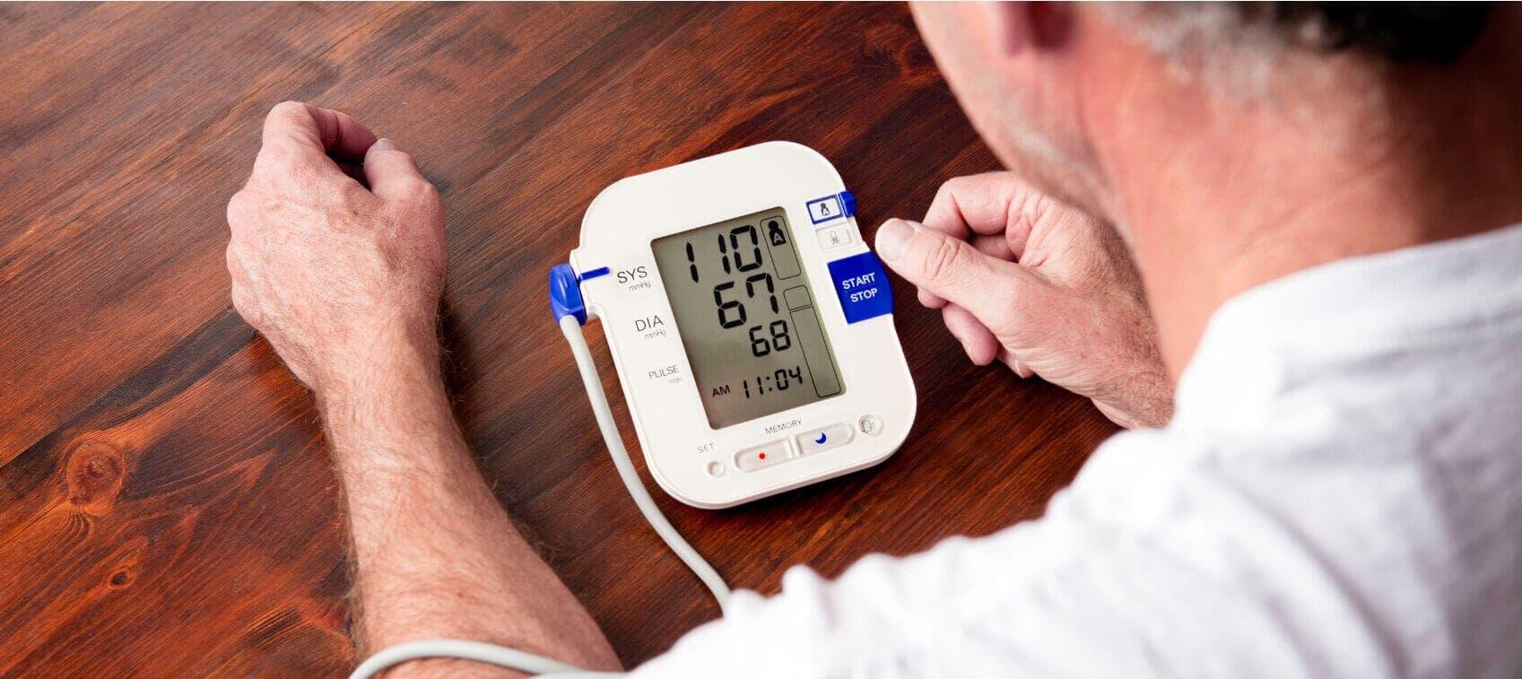 Presión arterial por debajo de 90/60