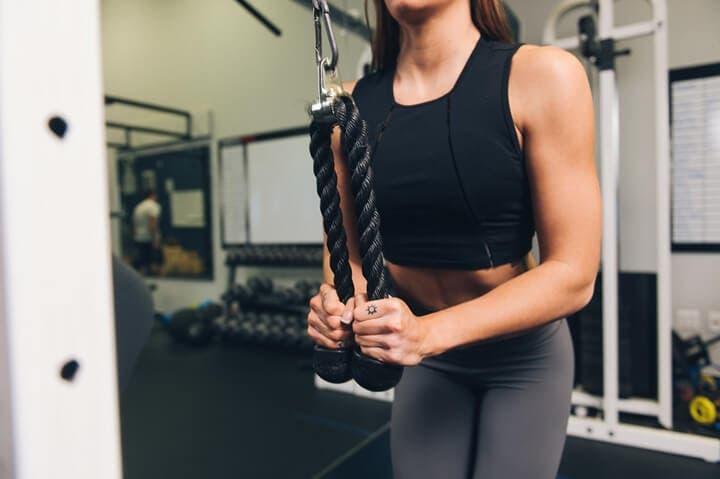 El entrenamiento de superseries es el más eficiente para ganar fuerza