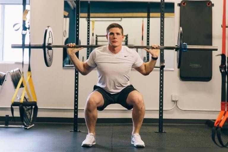 Rutina de piernas con ejercicios funcionales