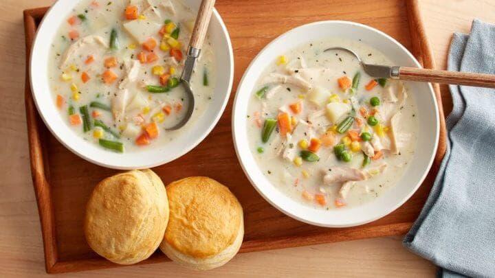 La mejor receta de sopa con guisantes