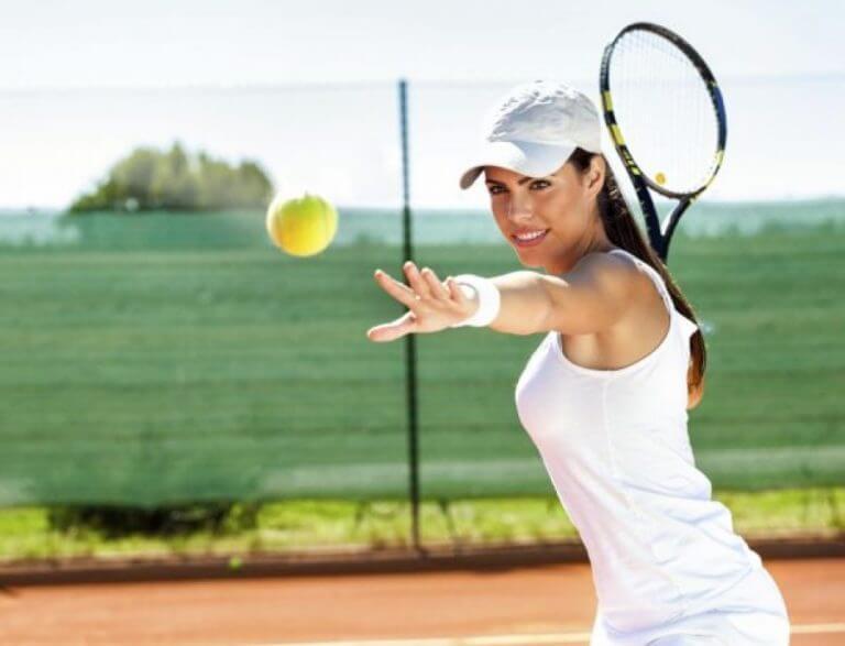5 pasos para mejorar tu servicio de tenis