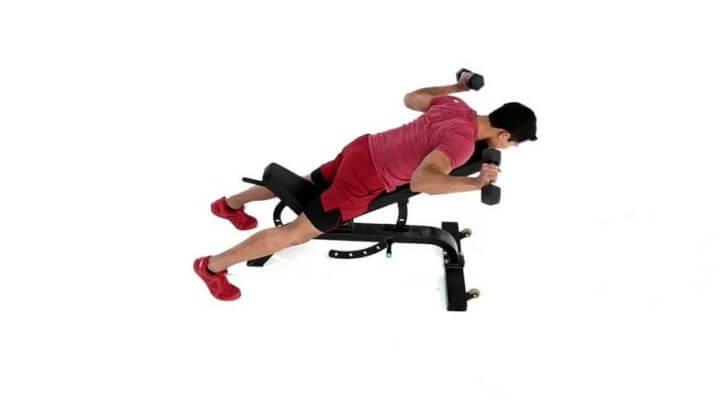 Mejores ejercicios para hombros limitados