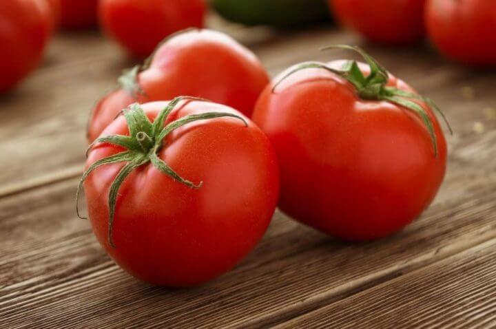 En una dieta cetogénica puedes comer tomates