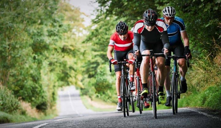 Estrategias para ciclistas para salir de la zona de confort