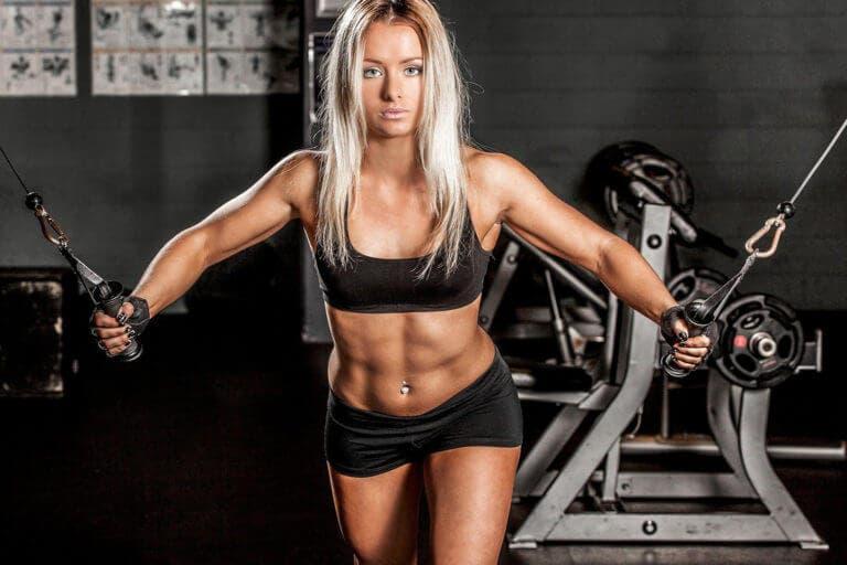 los únicos cinco ejercicios que una mujer necesita para ponerse en forma