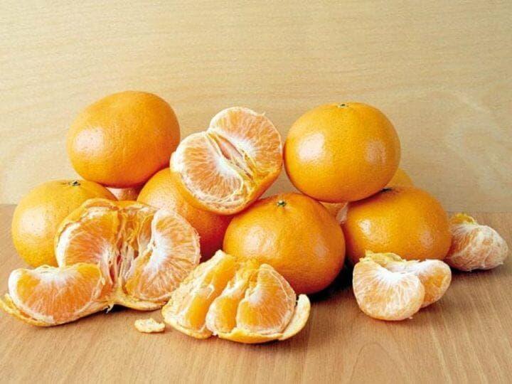 El valor nutricional de las clementinas