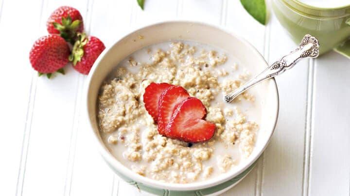 Receta fácil de desayuno saludable