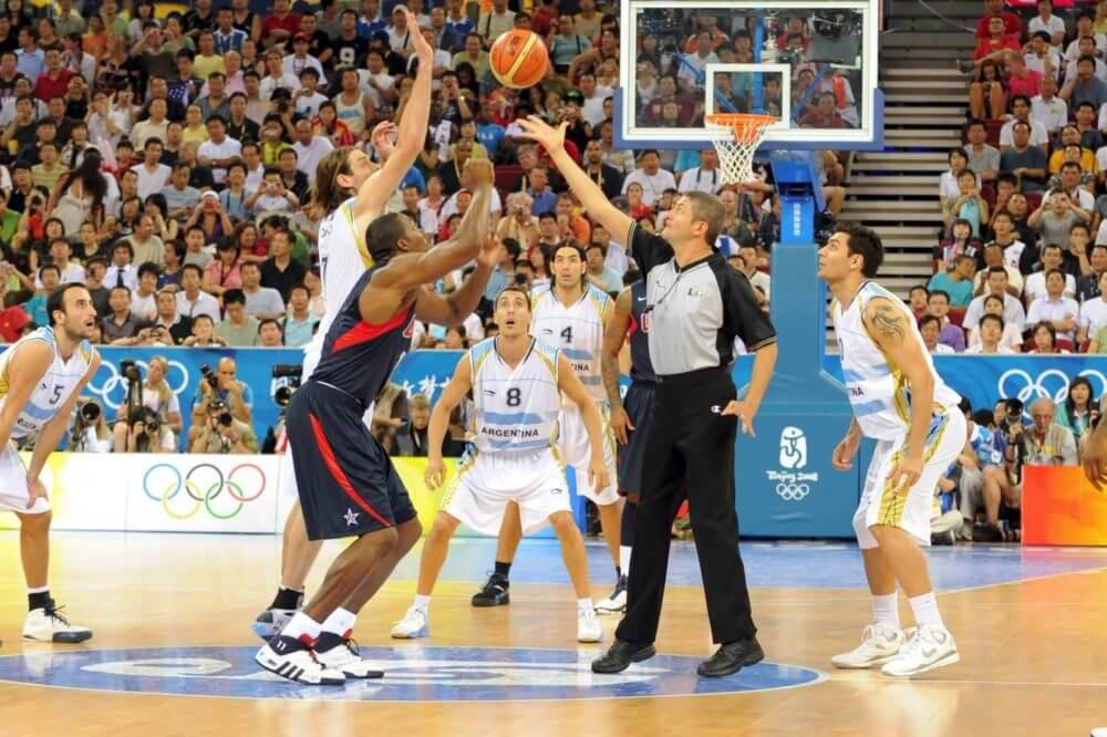 tiempo de reacción baloncesto
