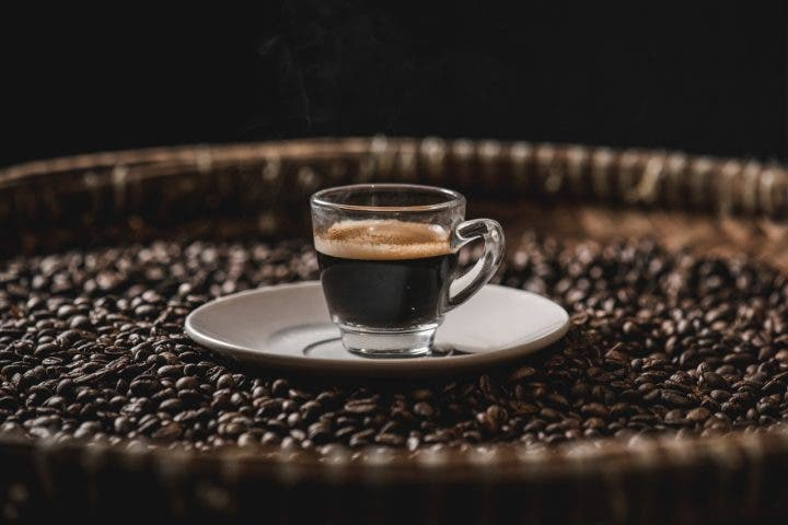 El café proporciona muchos antioxidantes