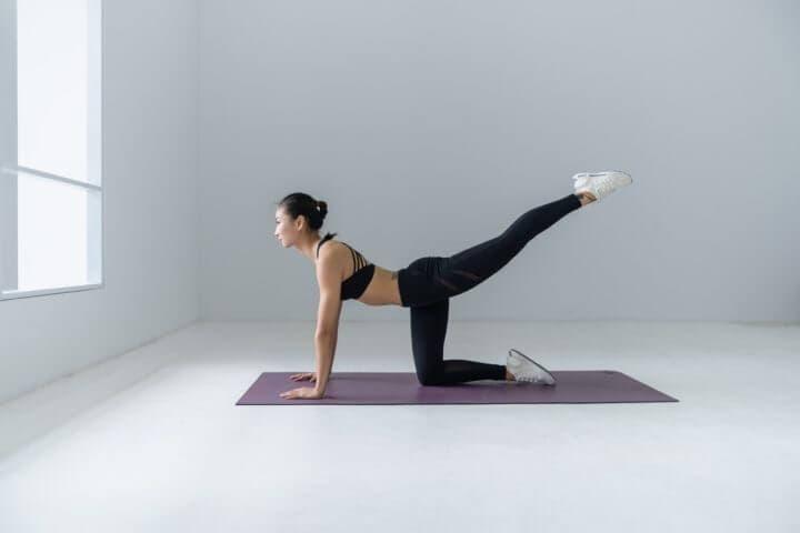 Circuito de entrenamiento funcional que puedes hacer en tu casa