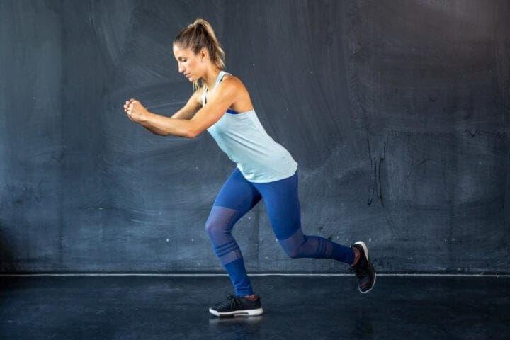 Entrenamiento funcional con peso corporal