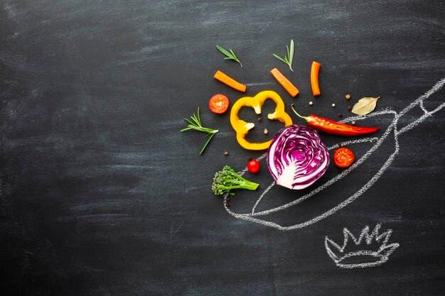 Cómo cocinar vegetales congelados