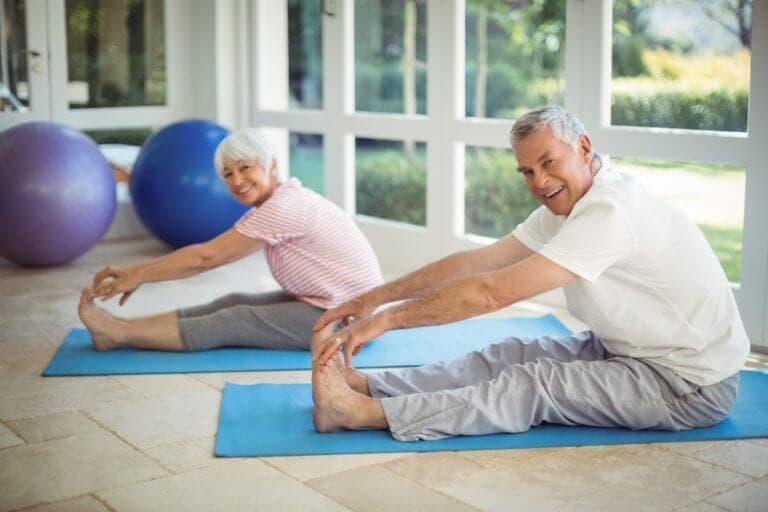 El mejor entrenamiento para seniors