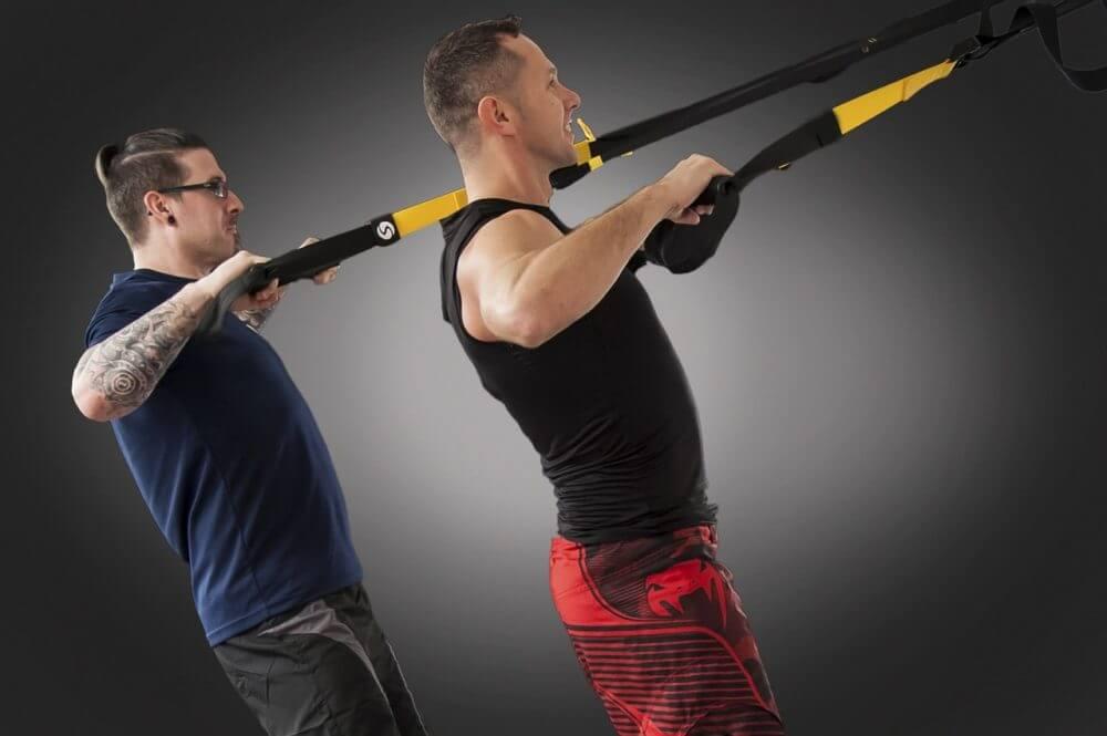 Cómo incluir ejercicios con TRX a tu rutina