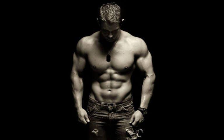 Cómo evitar la perdida de masa muscular entrenando en casa