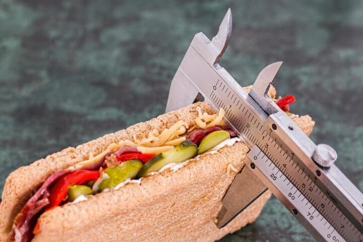 Limitar las comidas puede generarte más estrés