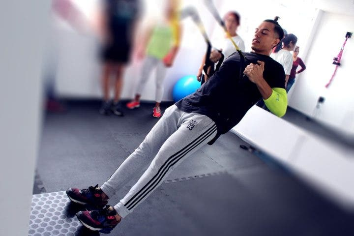 rutinas para mantener tu masa muscular en casa