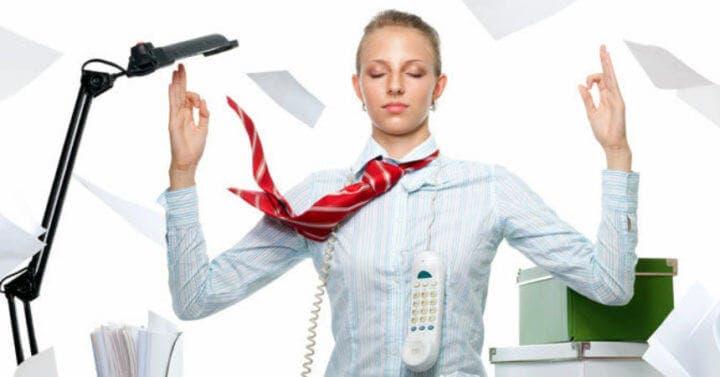 Manejar el estrés laboral