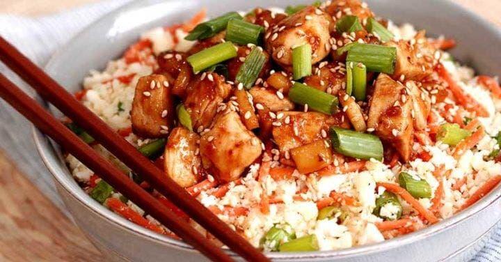Cómo hacer pollo al teriyaki