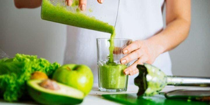 ¿Cómo preparar zumo de espinacas?