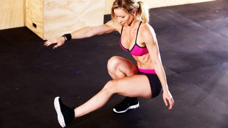 Ejercicios de pierna para principiantes