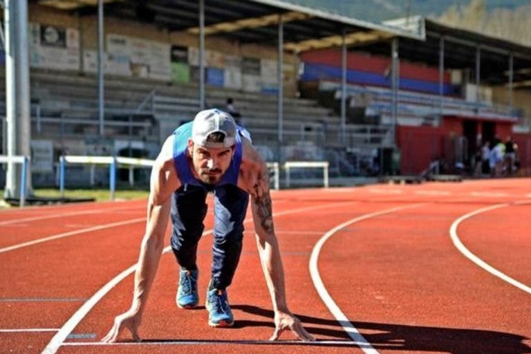 tiempo de reacción en atletismo