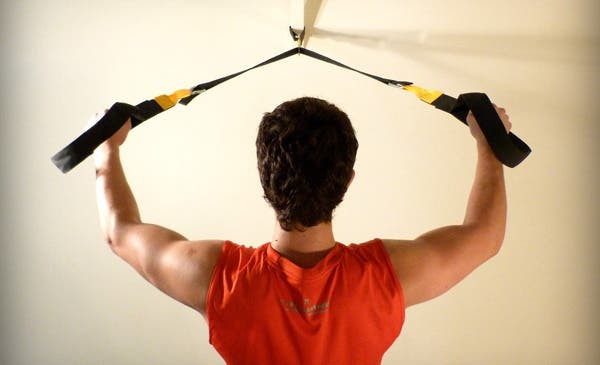 El entrenamiento TRX aporta muchos beneficios en corto tiempo
