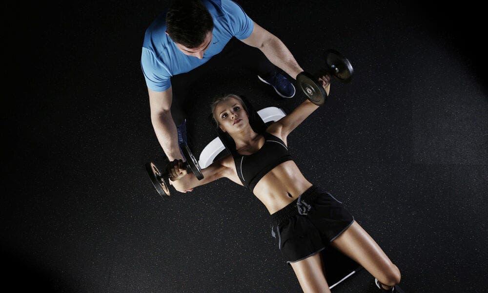 Trabajar los músculos