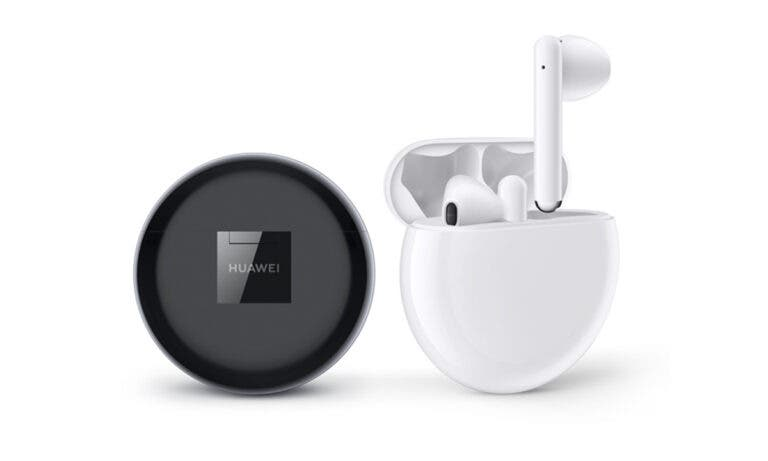 Auriculares Huawei FreeBuds 3 perfectos para tus sesiones deportivas