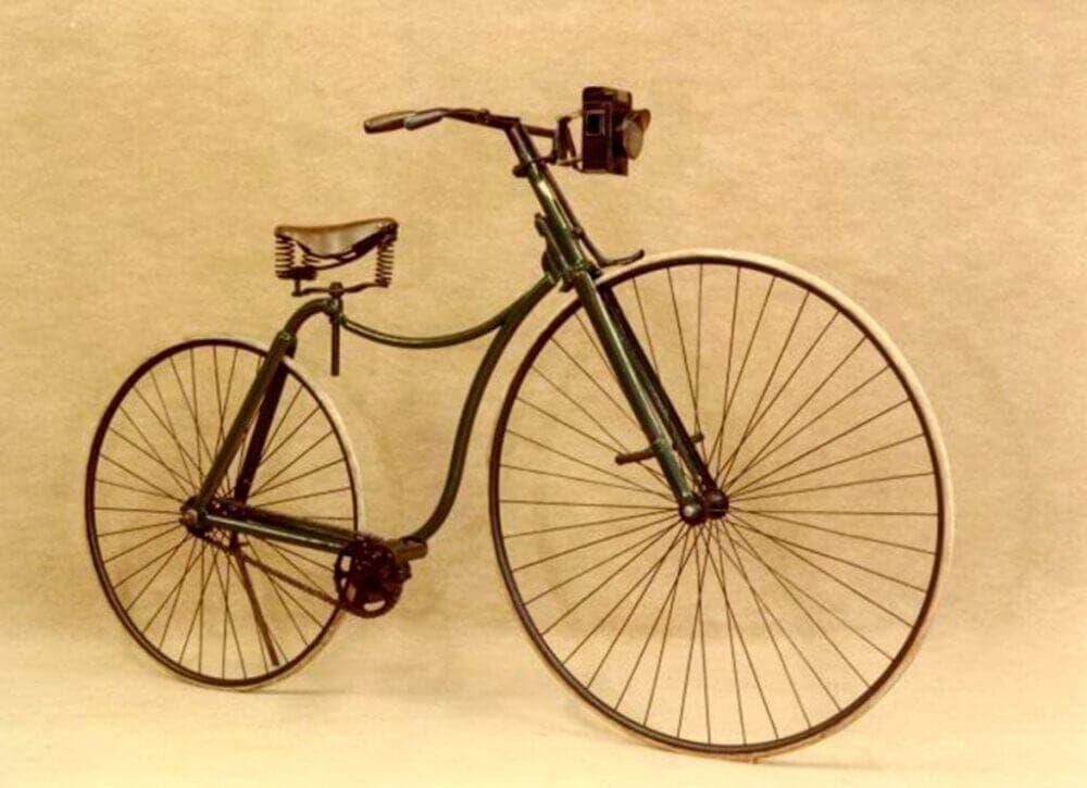 Cómo ha evolucionado la bicicleta