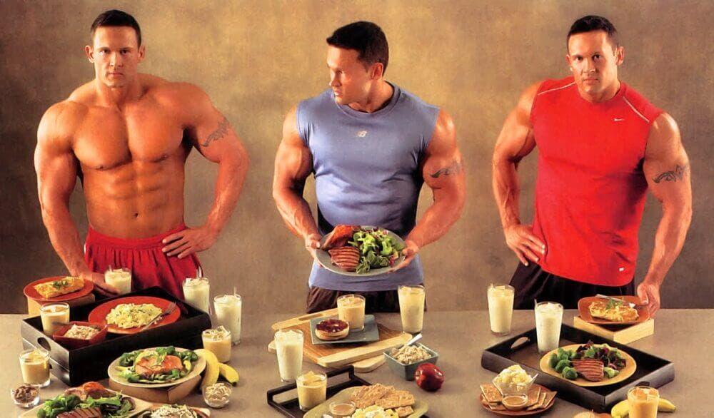 ¿Qué alimentos son indicados comer después de entrenar?